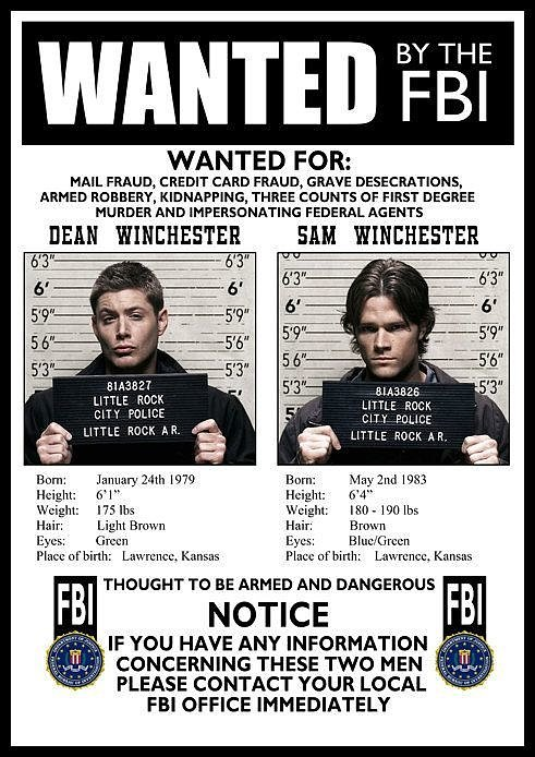 Real Wanted Poster 2014 | Olivero