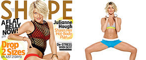 The Workout That Keeps Julianne Hough's Physique Sleek, Toned, and Strong