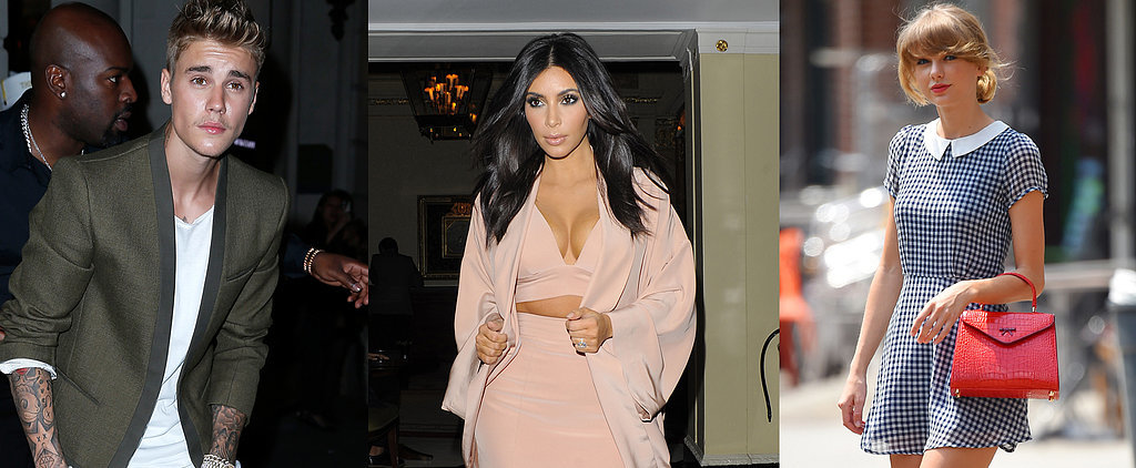 Kim Kardashian, Taylor Swift, and More Celebrities With Addicting Apps