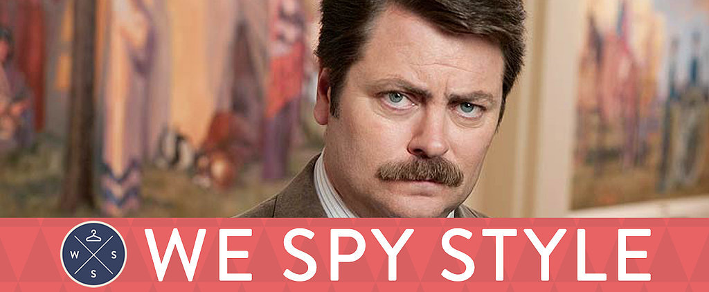 What Your Guy's Mustache Says About His Style