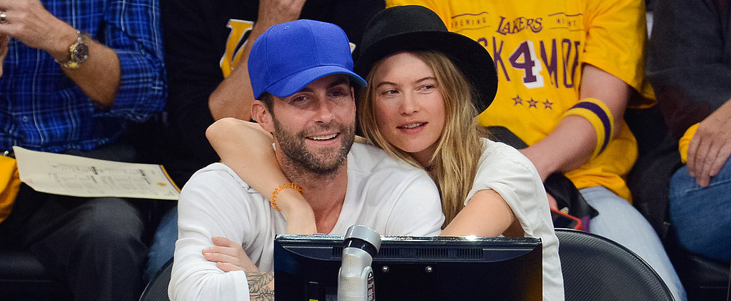 Adam Levine and Behati Prinsloo Traded Engagement Rings For Tattoos