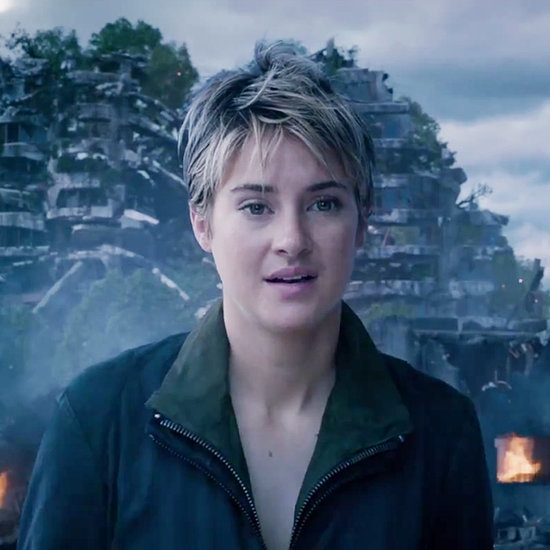 Insurgent Movie Trailer and Australian Release Date