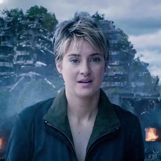 Insurgent Movie Trailer and Australian Release Date