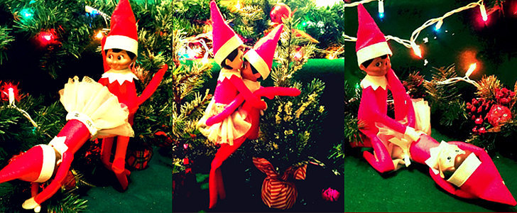 7 Sexy Kama Sutra Moves With the Elf on the Shelf