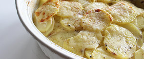 Bake Up Lower-Fat and Lower-Calorie Scalloped Potatoes