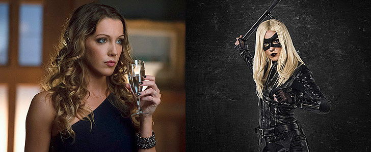 See Katie Cassidy as Arrow's Black Canary For the First Time