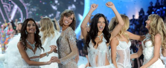 So Much Sexiness to Get You Excited For the VS Fashion Show