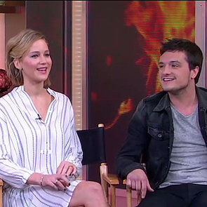 Jennifer Lawrence on Good Morning America Video