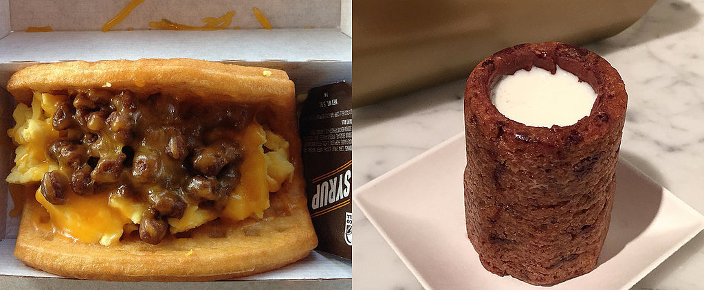 What Was the Most Viral Food Hybrid of 2014?