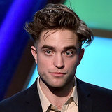 Robert Pattinson Brings His Crazy Haircut to the Hollywood Film Awards