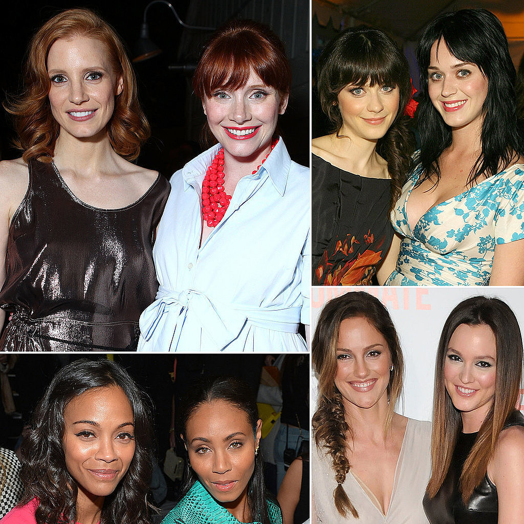 Celebrities Who Look Alike | POPSUGAR Celebrity Australia
