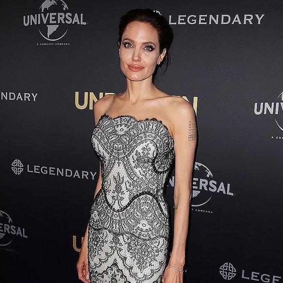 Angelina Jolie and Brad Pitt at Sydney Premiere of Unbroken