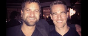 This Dawson's Creek Reunion Is Too Hot to Handle