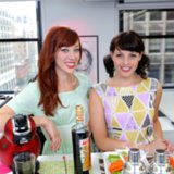 Alie Ward and Georgia Hardstark's Hostessing Tips