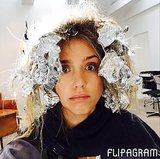 Celebrity Haircuts on Instagram