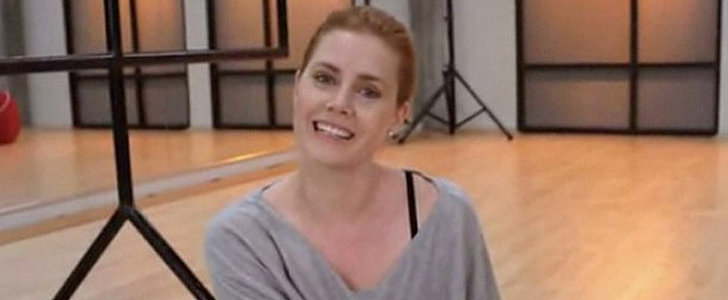 "Amy Adams's ""73 Questions"" Is Her Most Adorable Interview Yet"