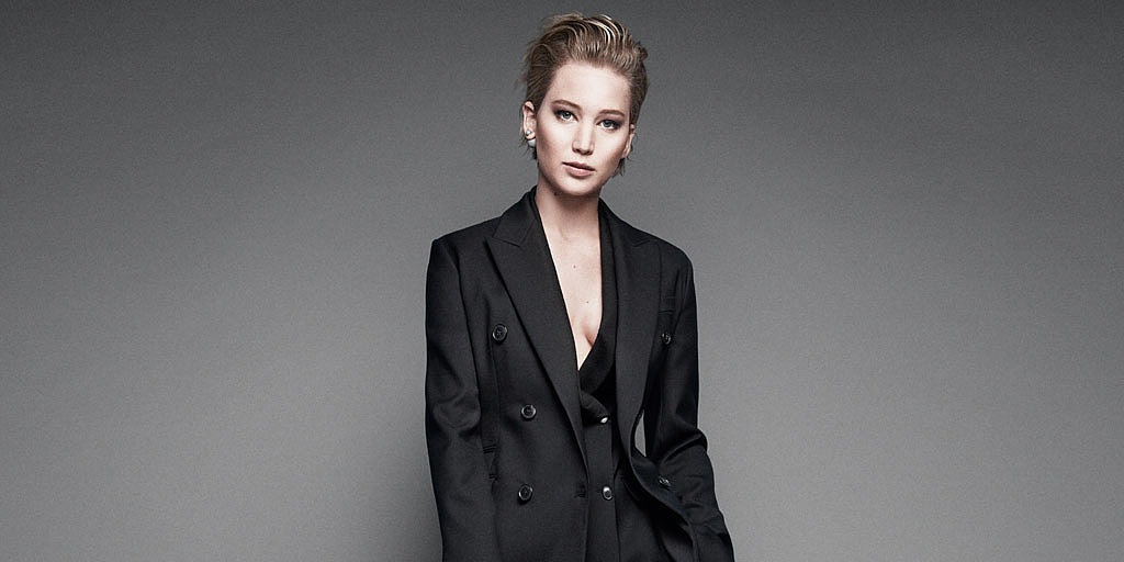 Jennifer Lawrence Turns on the Glamour in Dior's New Campaign