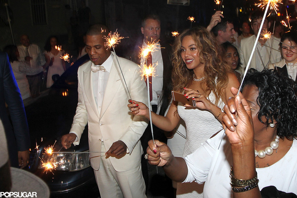 Beyonces Wedding Dress To Jay Z Share This Link