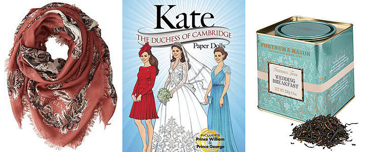 14 Princess-Worthy Gifts For the Kate Middleton Fan