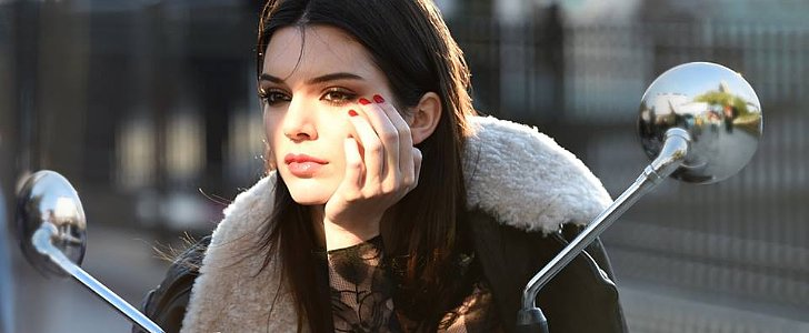 Kendall Jenner Is the Newest Face of Estée Lauder