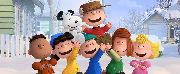 The Peanuts Movie's First Pictures Will Bring You Back to Your Childhood