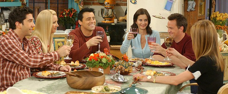 The Best GIFs From the Friends Thanksgiving Episodes