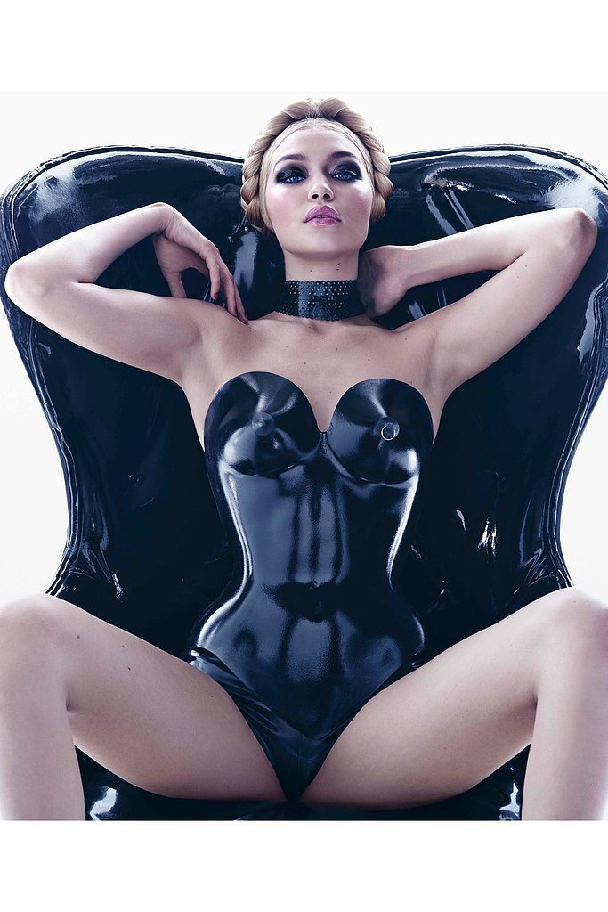 Miss November Gigi Hadid