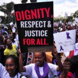 #MyDressMyChoice Protest