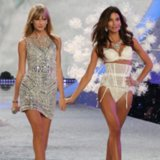 Victoria's Secret December 2014 Runway Models and Angels