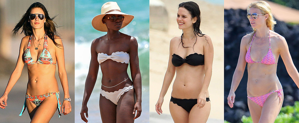 The 40 Best Bikini Moments of 2014!