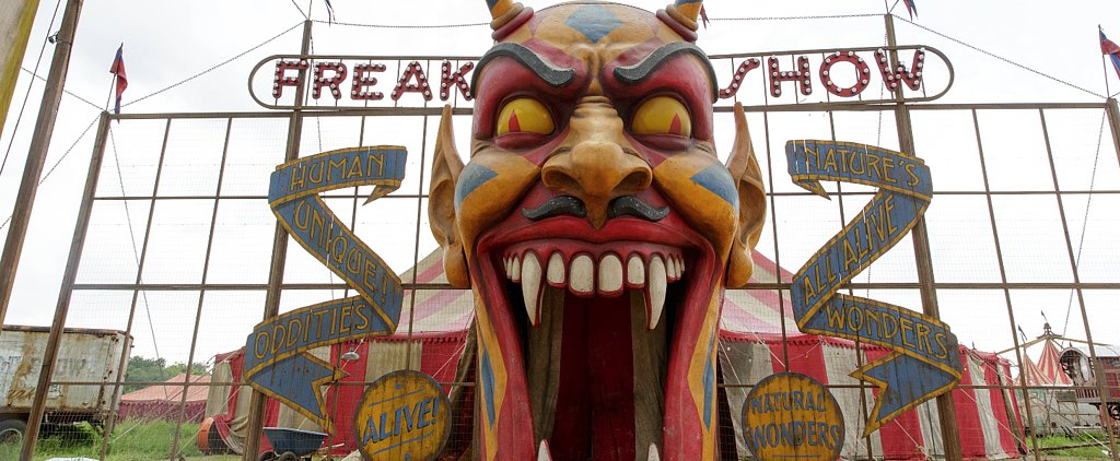 Create Your Own American Horror Story: Freak Show Adventure
