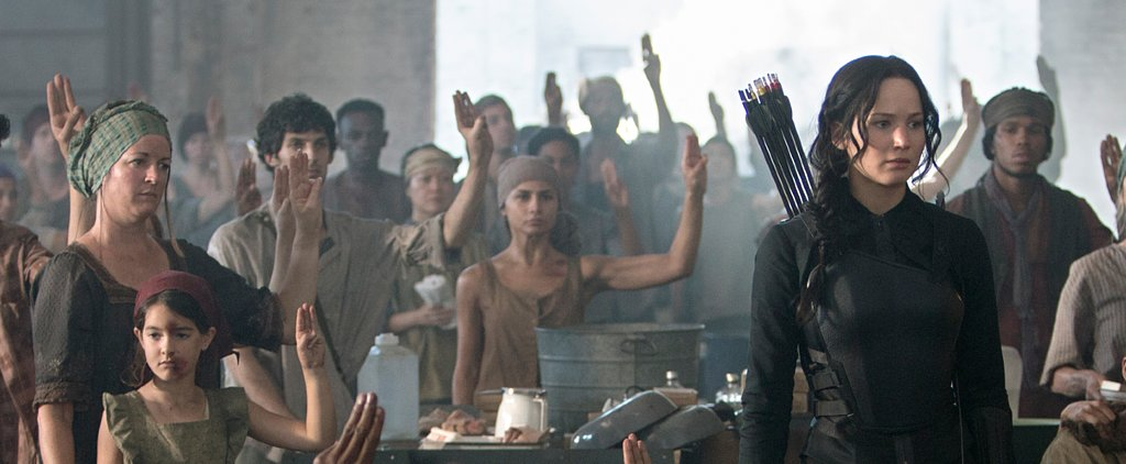 Why Thanksgiving Is Just Like The Hunger Games