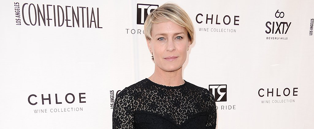Robin Wright Just Designed the PJ's You'll Want to Sleep in All Winter Long