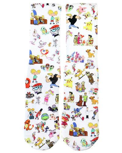 '90s Cartoon Socks