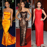 Myleene Klass Red Carpet Dress Photos