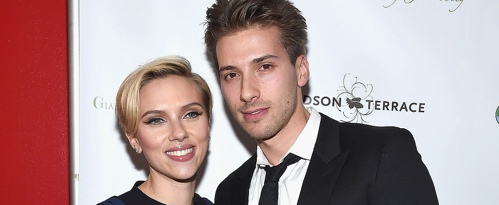 Scarlett Walks the Red Carpet With Her Really Good-Looking Twin Brother