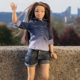 Lammily Realistic Barbie Doll