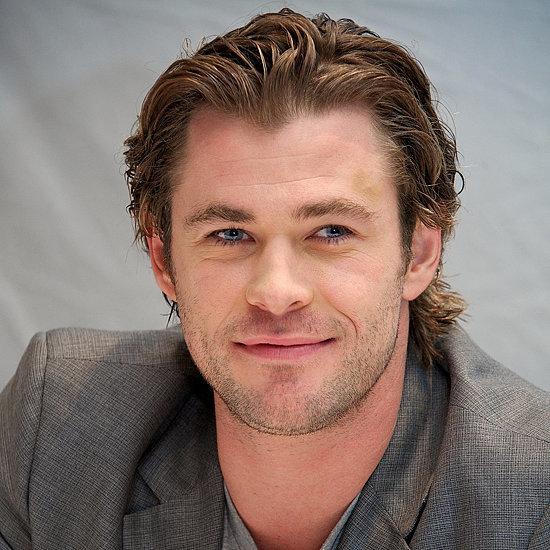 Chris Hemsworth's Hot Pictures