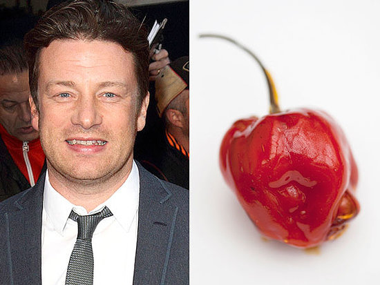 Jamie Oliver Disciplined His Daughter By Sneaking Super-Hot Pepper Into Her Food