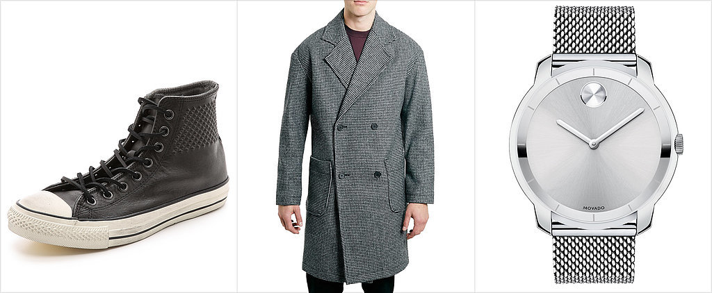 Secretly Give Your Guy a Makeover With These Fashionable Gifts