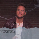 Celebrities Read Mean Tweets: Chris Pratt, Gwyneth Paltrow