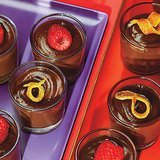Chocolate Pudding Shots
