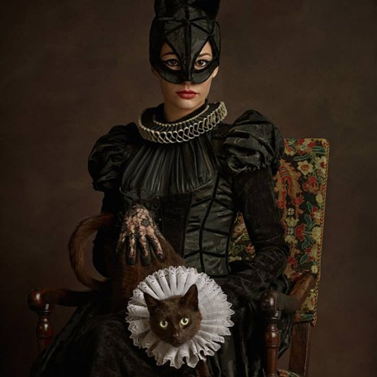 Catwoman in the Renaissance