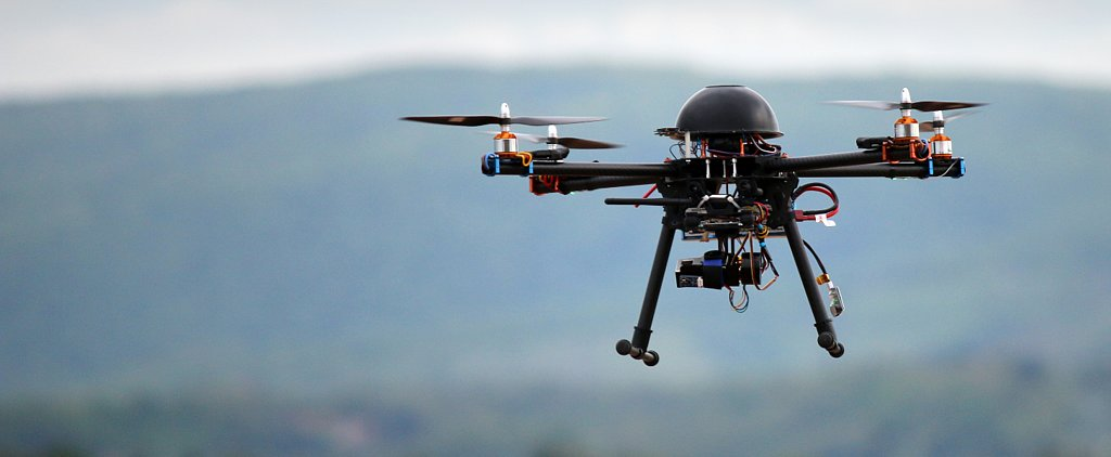 Why You Might Be Spotting More Drones Than Usual in the Sky