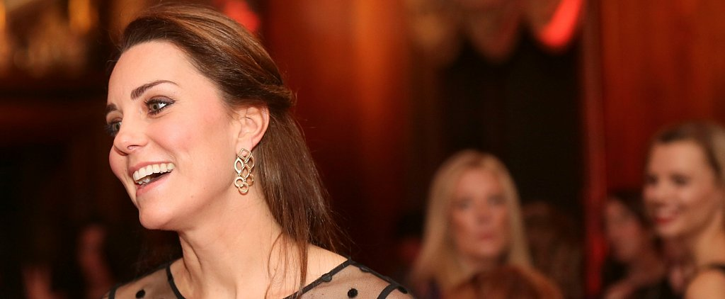 Kate Middleton's One-Step Smoky Eye Is Your Last-Minute Holiday Party Trick
