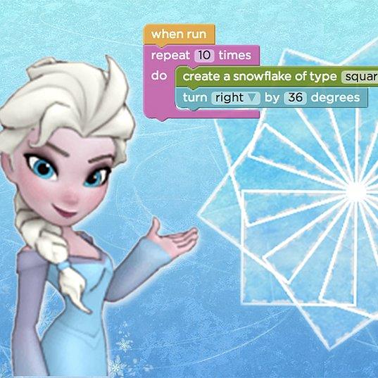 Frozen Coding Tutorial