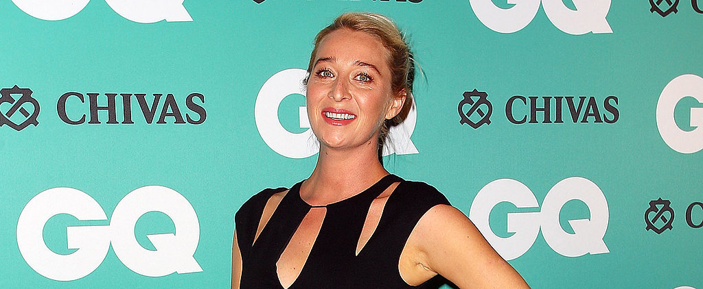 Asher Keddie Is Pregnant — Check Out Her Baby Bump!
