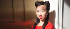Try on Victory Rolls For a Polished Holiday Hairstyle