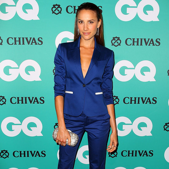 Celebrities at the 2014 GQ Men of the Year Awards