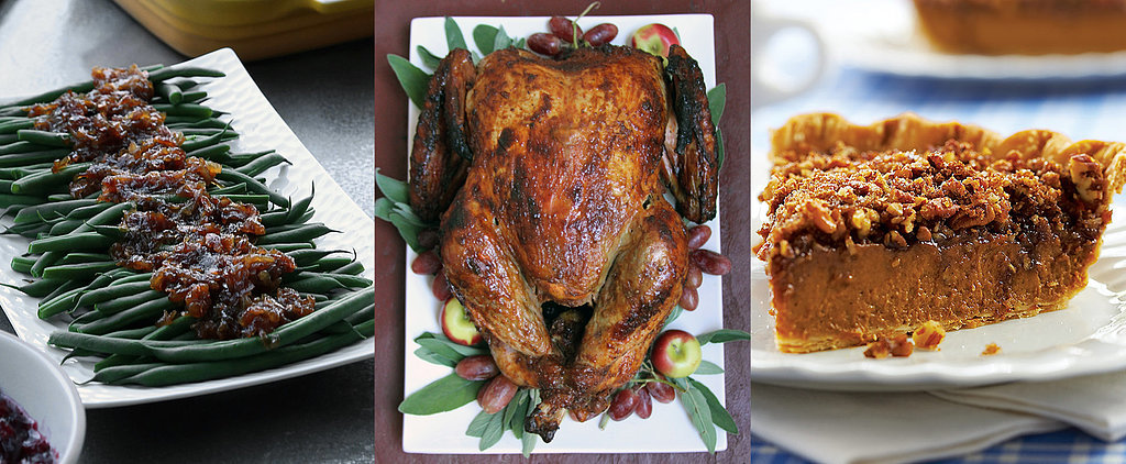 A Thanksgiving Menu For Serious Foodies